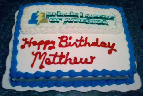 O World Invisible Happy Birthday Matthew Reuter