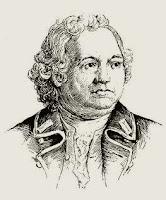 engraved portrait of Israel Putnam