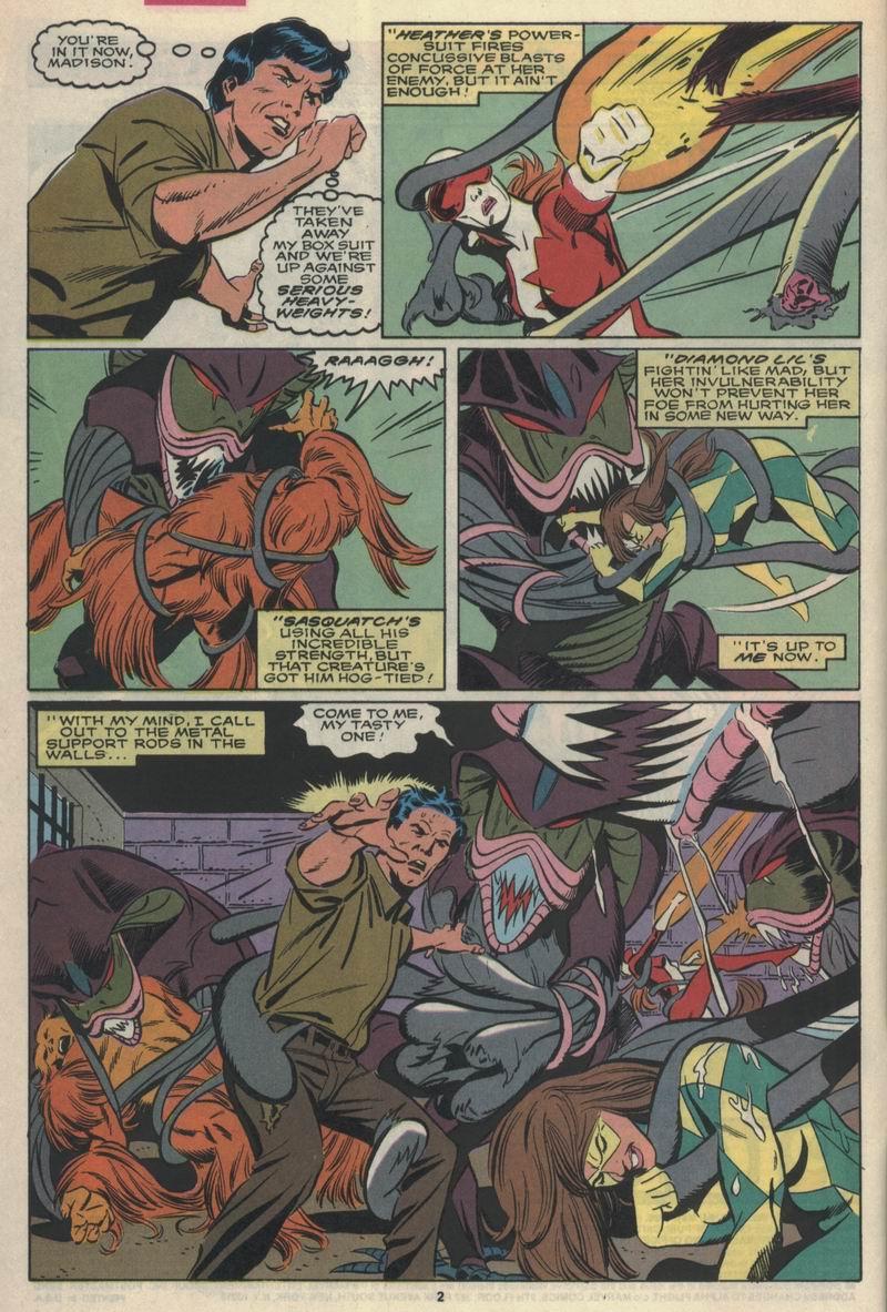 Read online Alpha Flight (1983) comic -  Issue #84 - 3