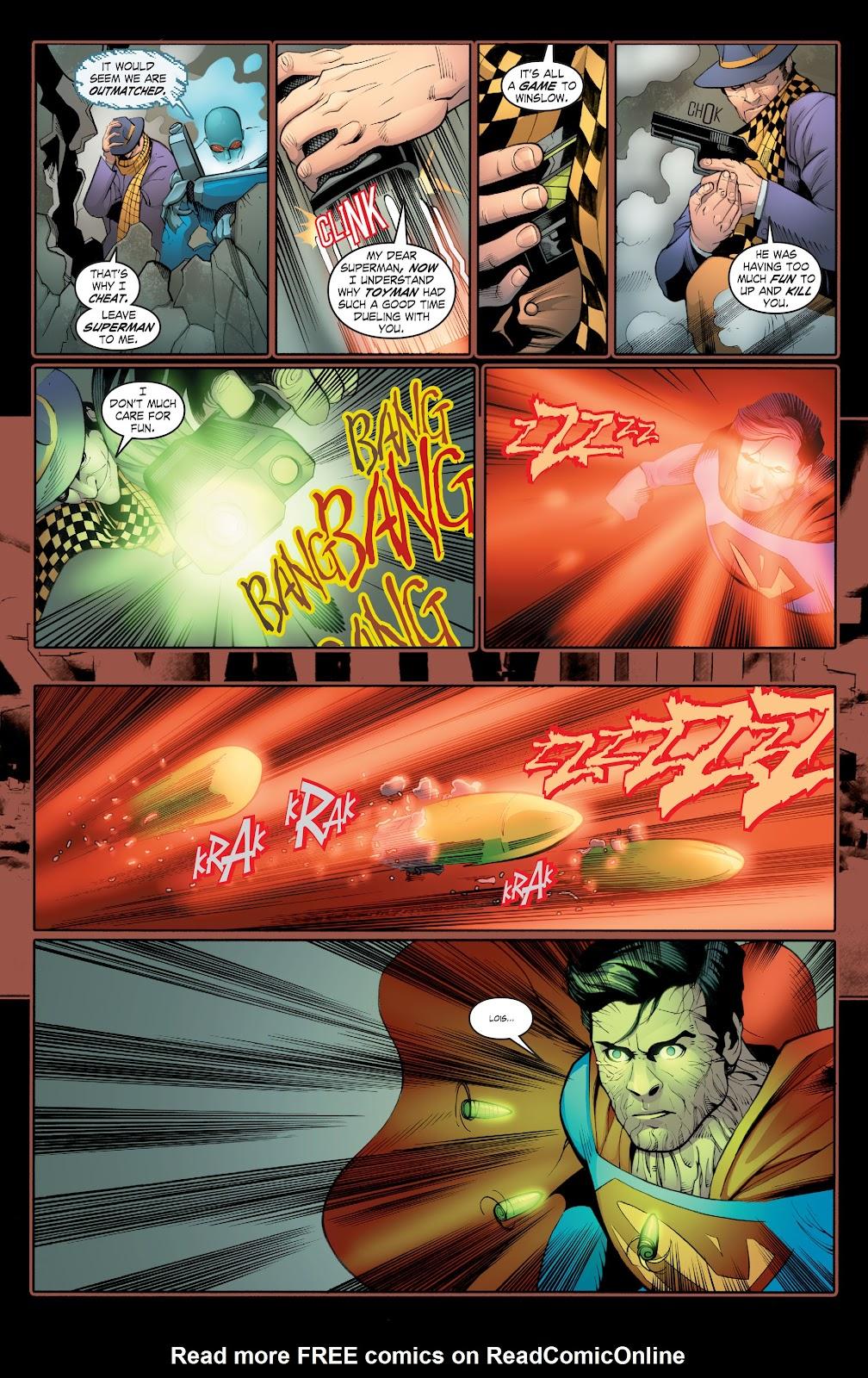 Read online Smallville Season 11 [II] comic -  Issue # TPB 2 - 79