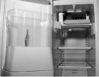 Indyanne The Naptown Scribe Kitchenaid Refrigerator Ice