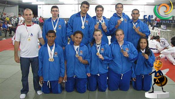 2e67a330b Jogos Regionais de Americana  Araras conquista sete medalhas no judô.