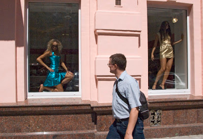 Kiev Red Light District