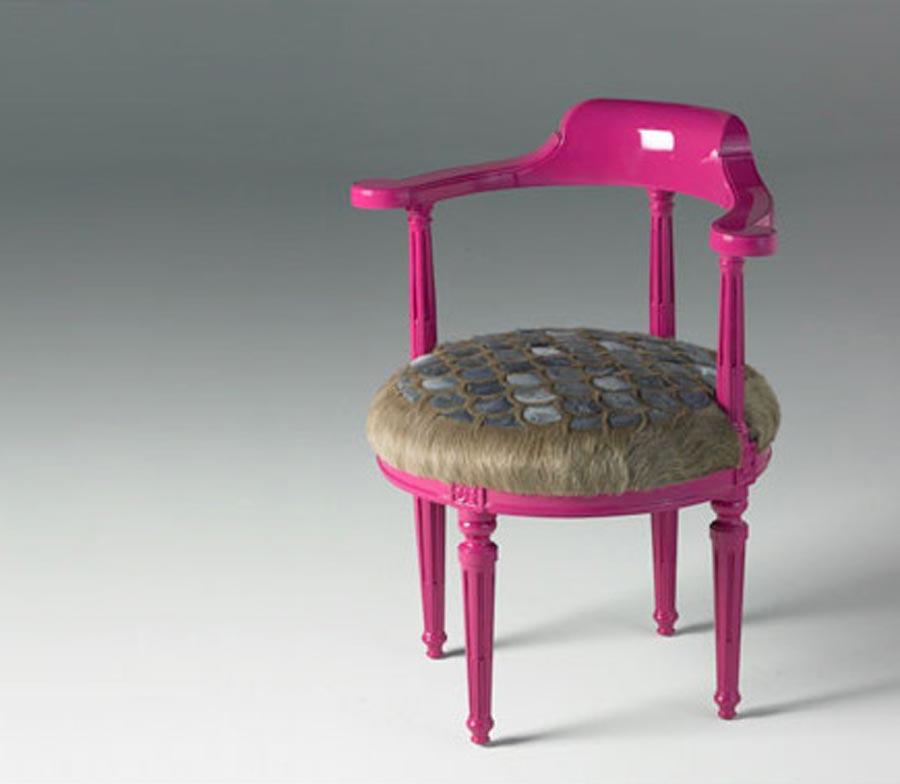 Cowhide Furniture By Kyle Bunting