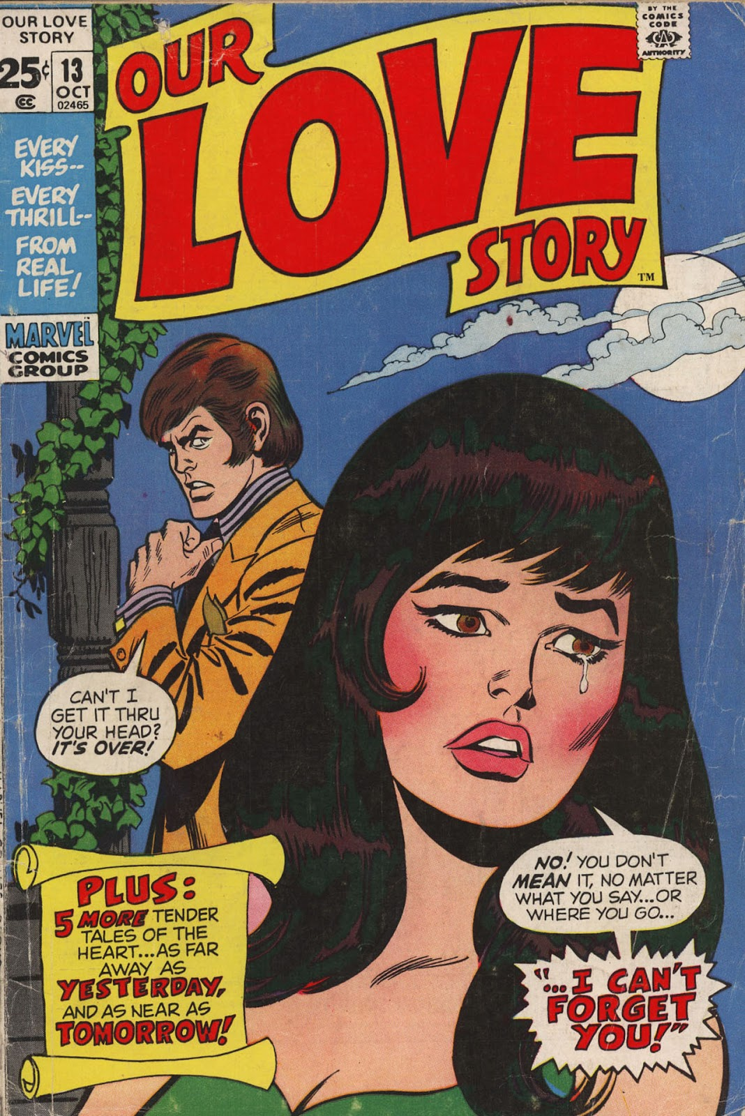 Our Love Story issue 13 - Page 1
