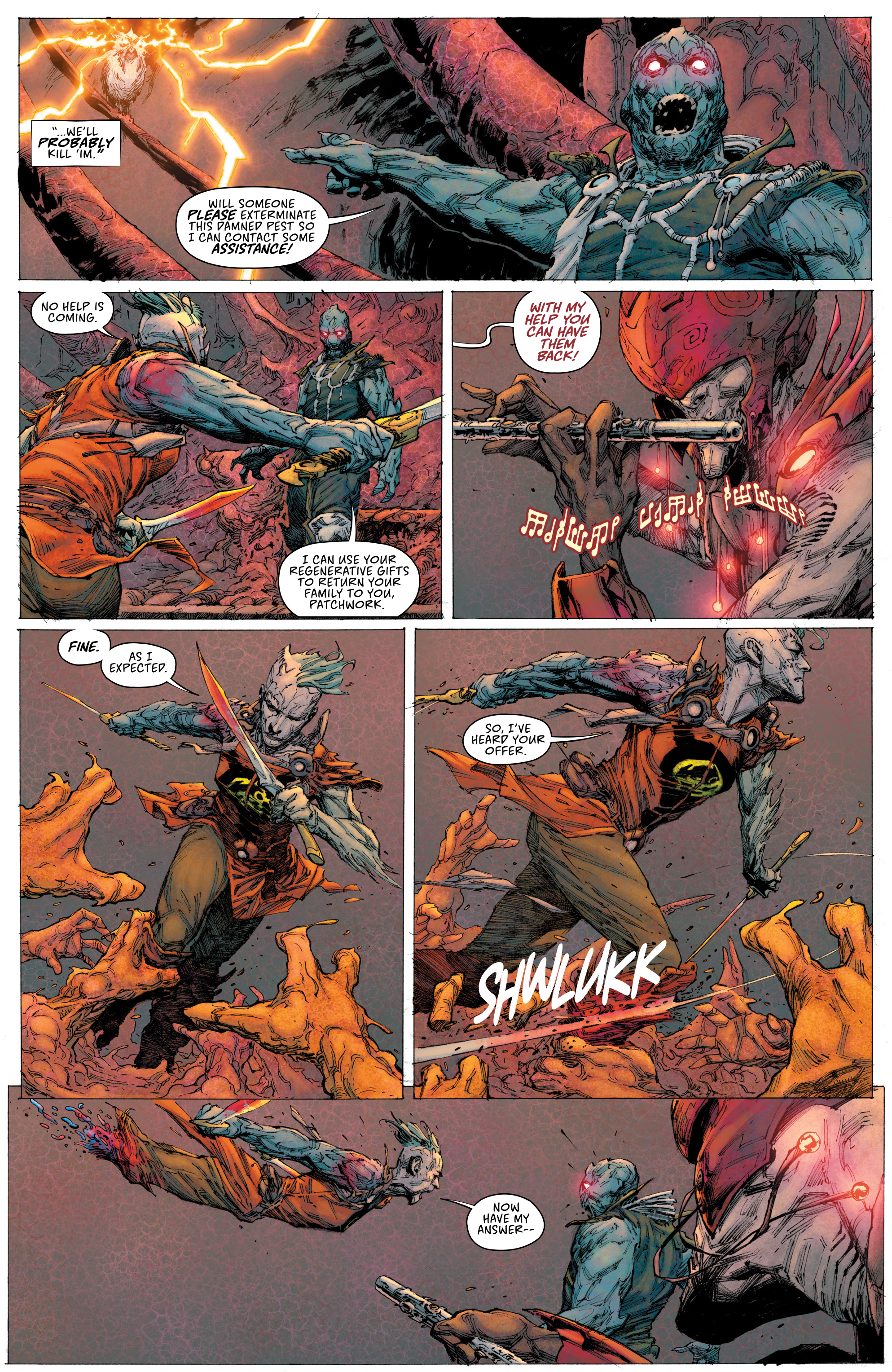 Read online Seven To Eternity comic -  Issue #3 - 8