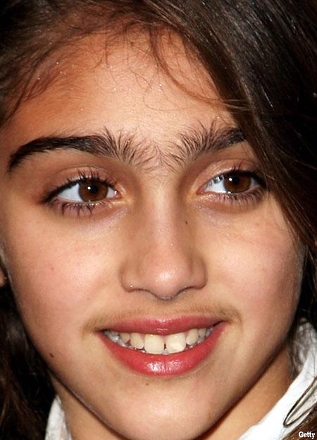 Hairy Eye Brows 20