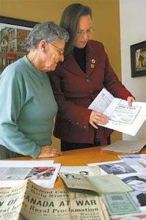 Lost Canadians War Bride Historian 78