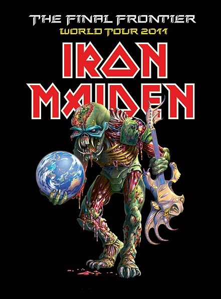 Iron Maiden Tour Dates Iron Maiden 666 Brasil