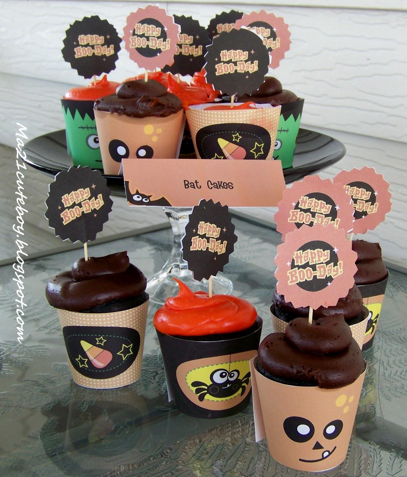 Ma21cuteboy Happy Boo Day Chucky S Birthday Party