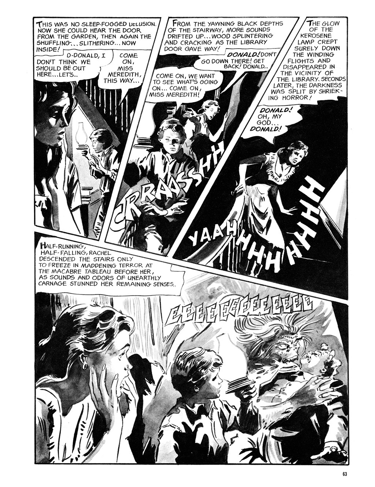 Read online Eerie Archives comic -  Issue # TPB 2 - 64