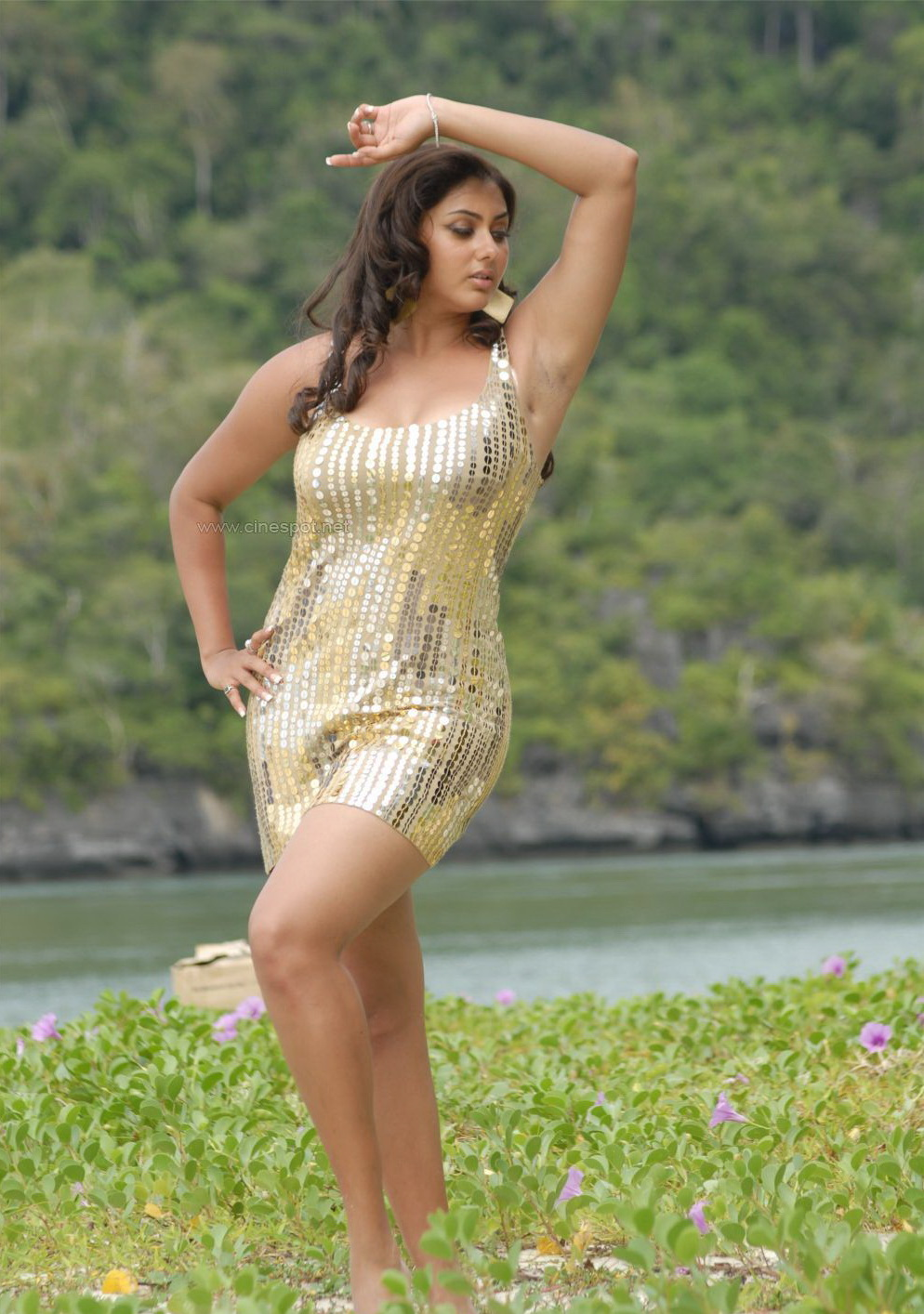 South Sexy Actress Namitha Latest Photo Gallery
