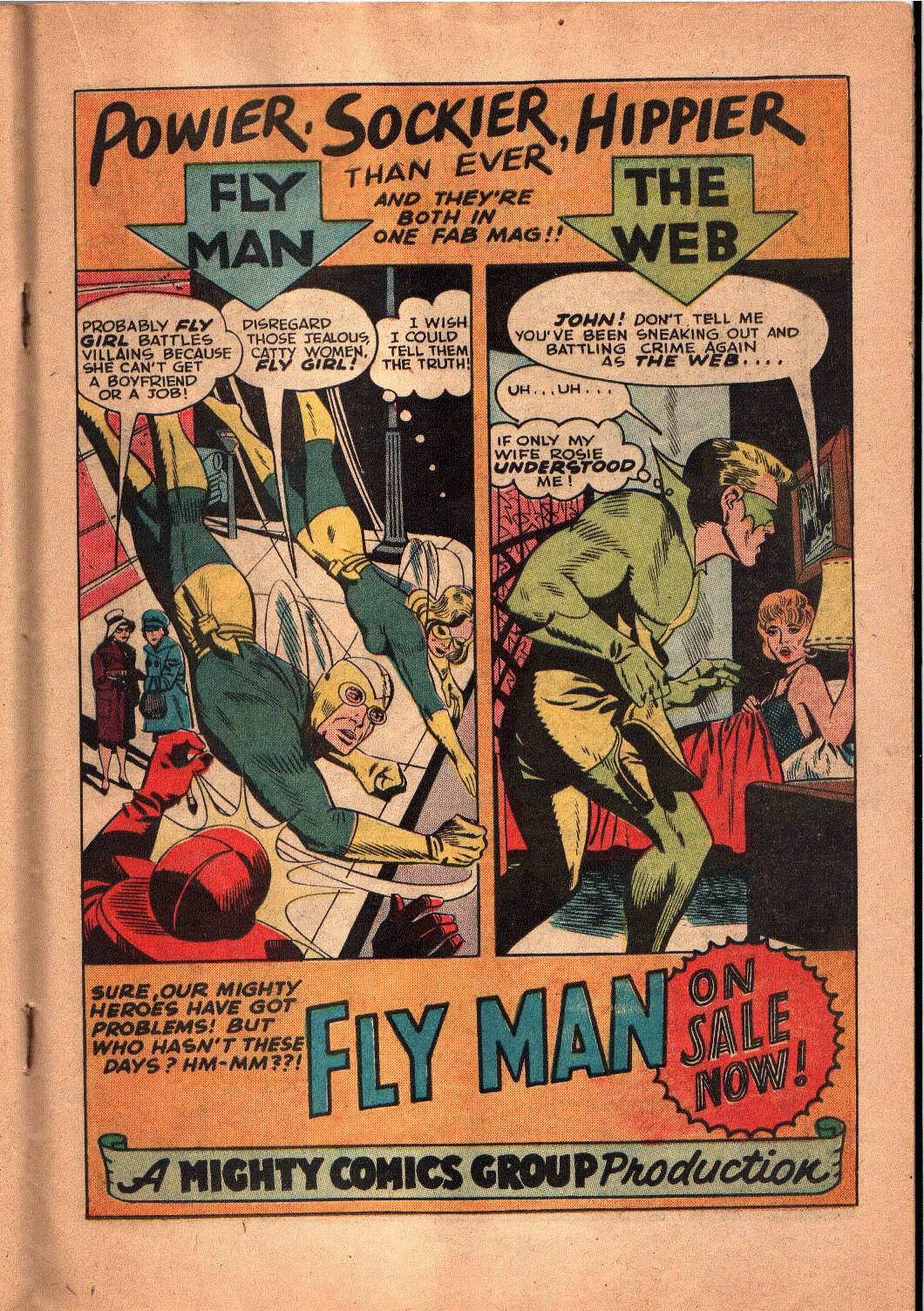 The Mighty Crusaders (1965) Issue #5 #5 - English 26