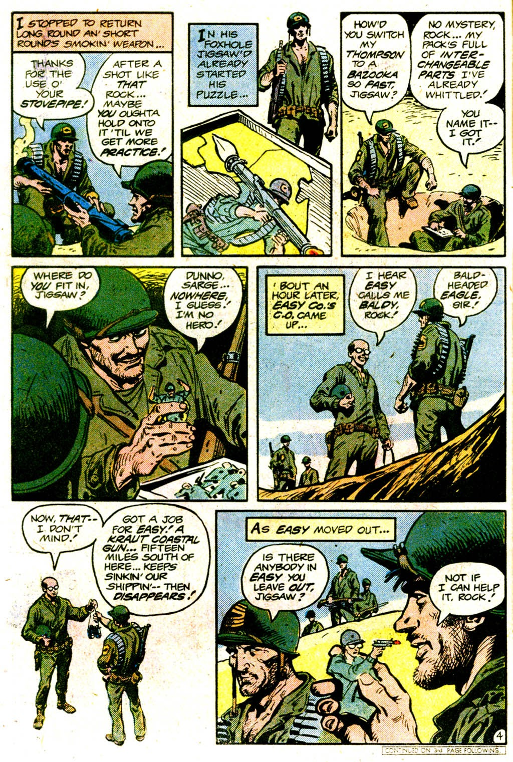 Read online Sgt. Rock comic -  Issue #365 - 5