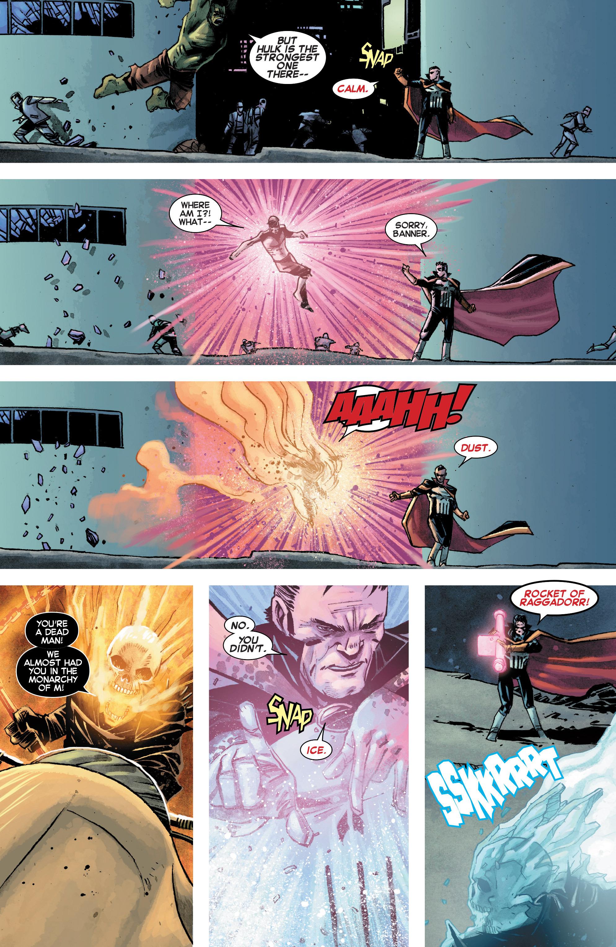 Read online Secret Wars: Battleworld comic -  Issue #1 - 6