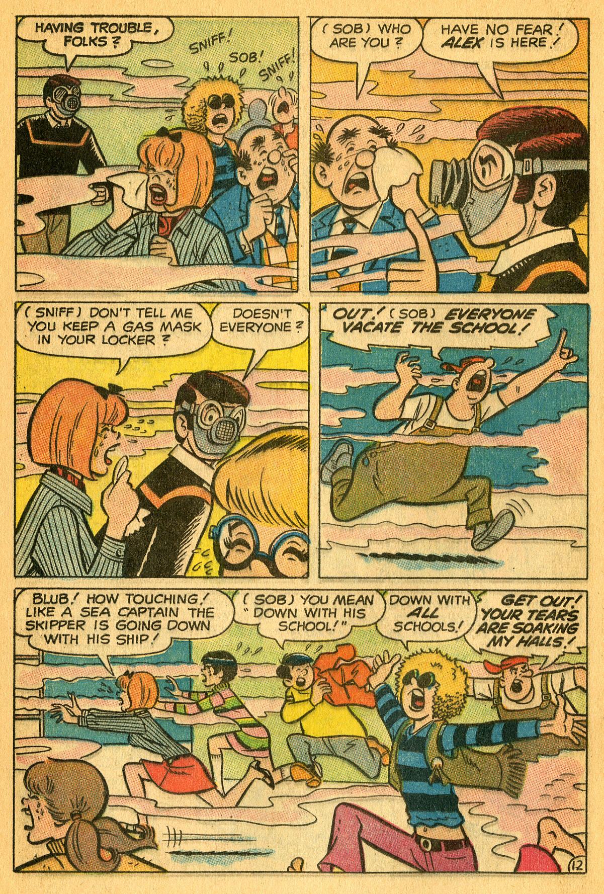 Read online She's Josie comic -  Issue #40 - 16
