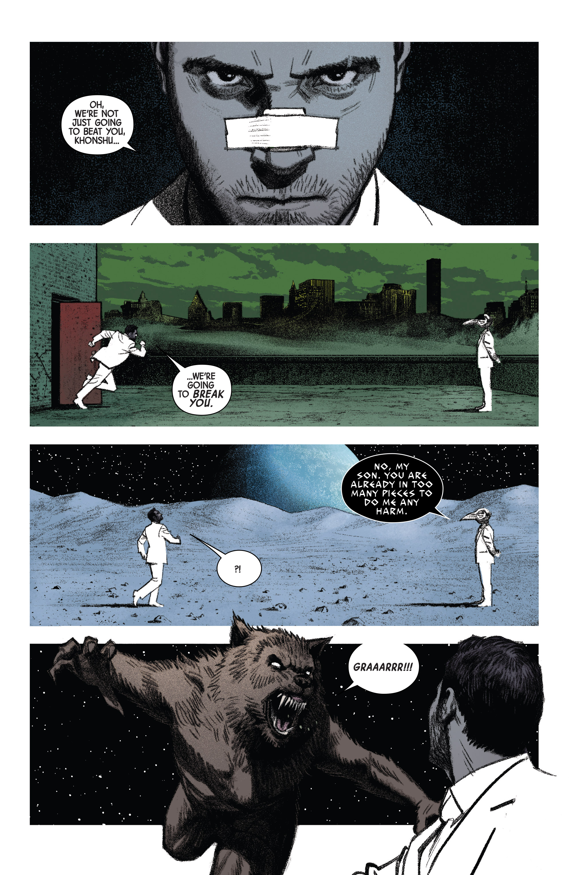 Read online Moon Knight (2016) comic -  Issue #14 - 13