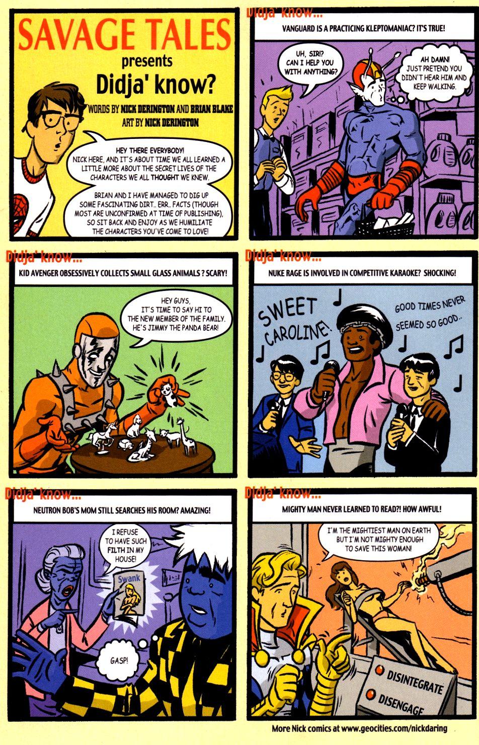 The Savage Dragon (1993) Issue #93 #96 - English 32