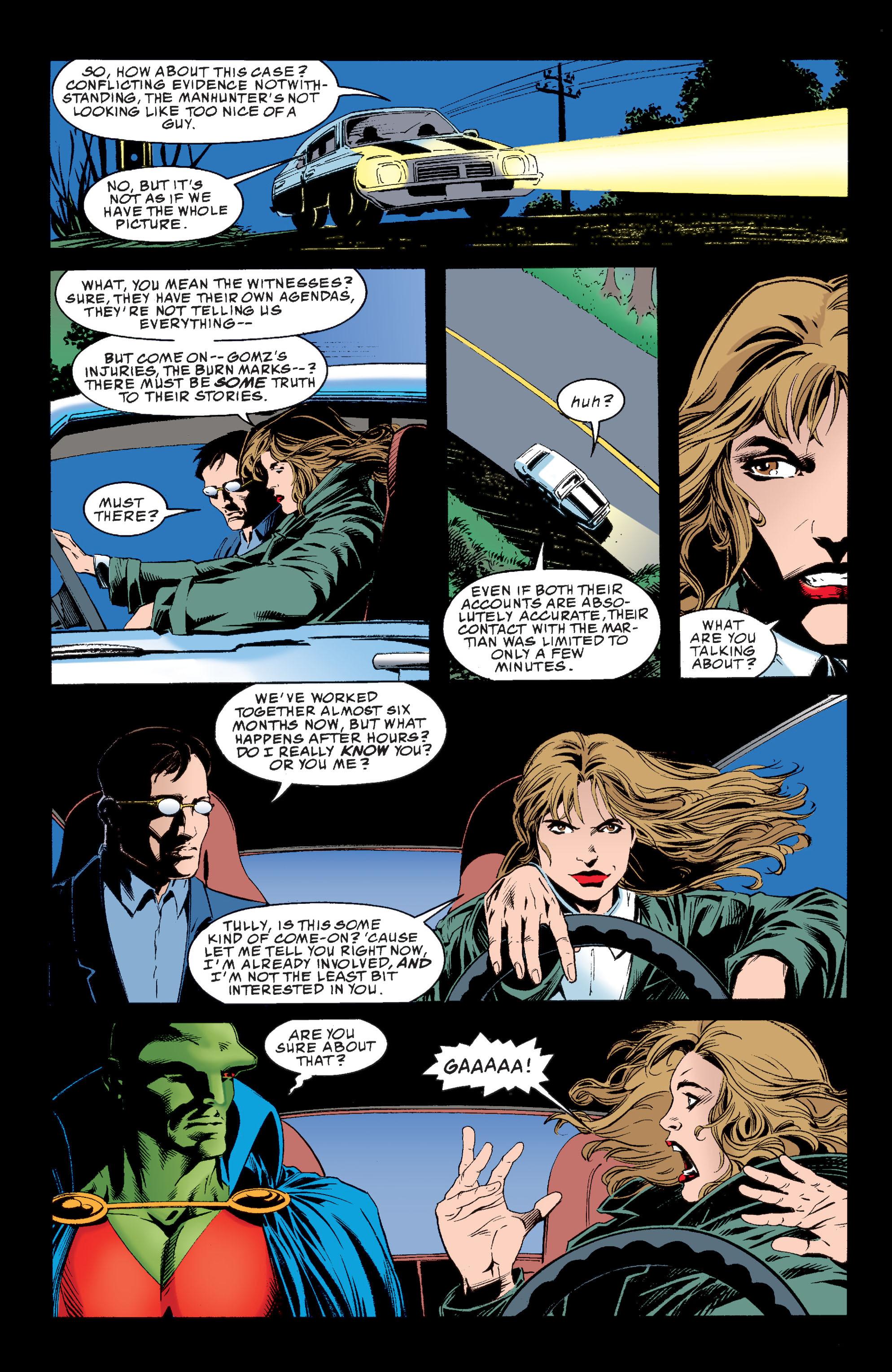 Read online Martian Manhunter: Son of Mars comic -  Issue # TPB - 137