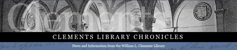Clements Library Chronicles