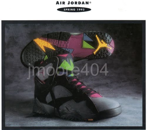 new style bf61a c787c Blast from the Past  Air Jordan 7 Bordeaux