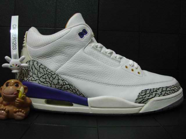 TRS Blog  Air Jordan Retro 3 – Kobe Bryant PE 289b98a99f