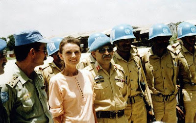 Audrey on a UNICEF mission. Picture credit to 2.bp.blogspot.com