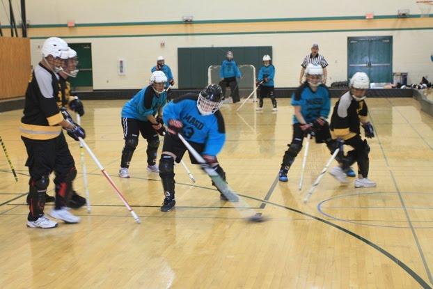 Team Mesa Adaptive Sports Mesa Invitational Floor Hockey Tournament