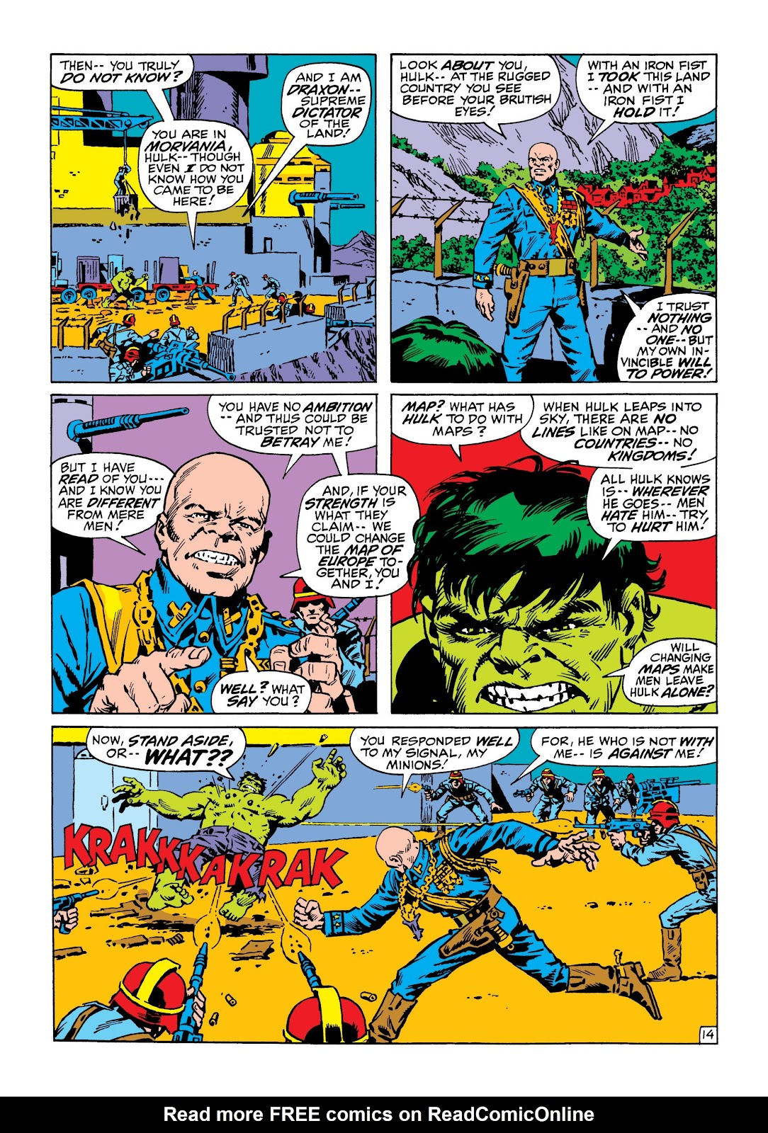 Read online Marvel Masterworks: The Incredible Hulk comic -  Issue # TPB 6 (Part 3) - 47