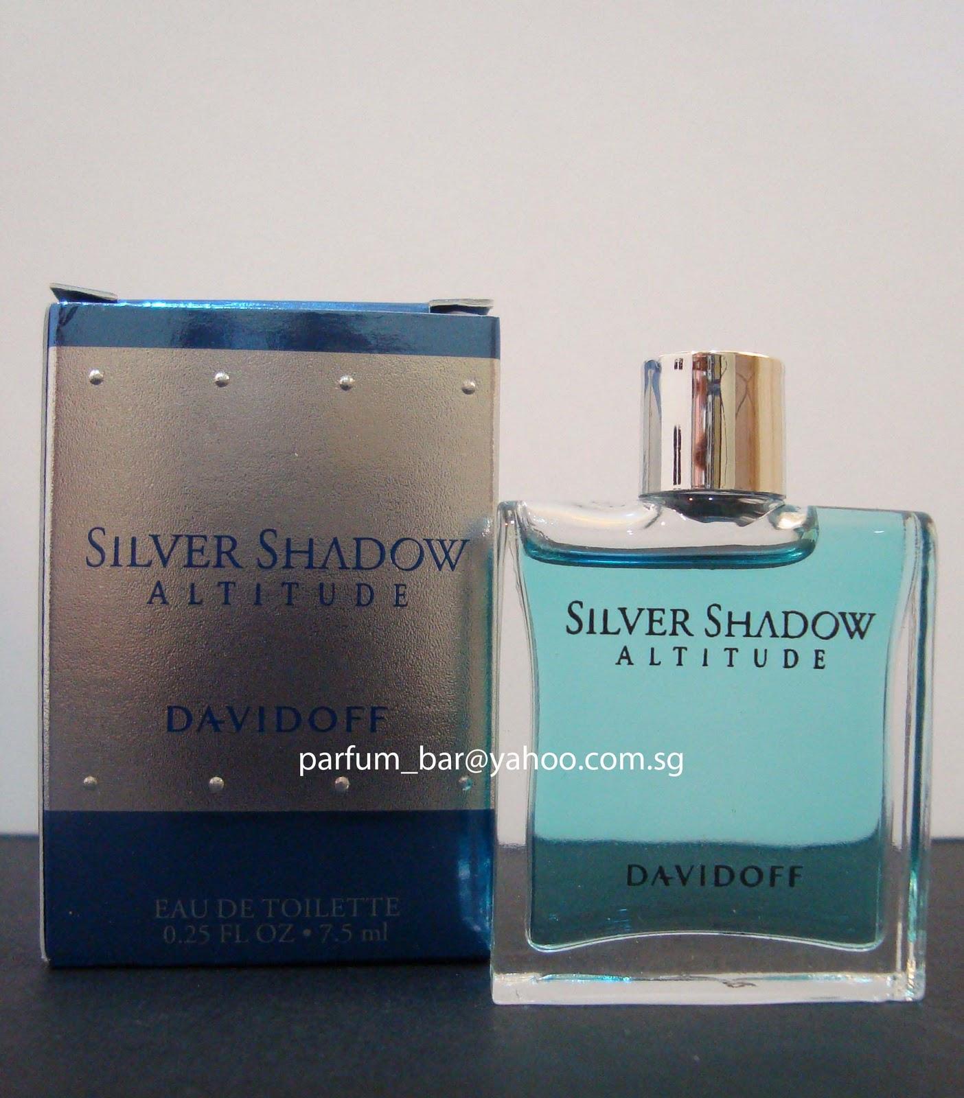 Parfum Bar Davidoff Silver Shadow Altitude