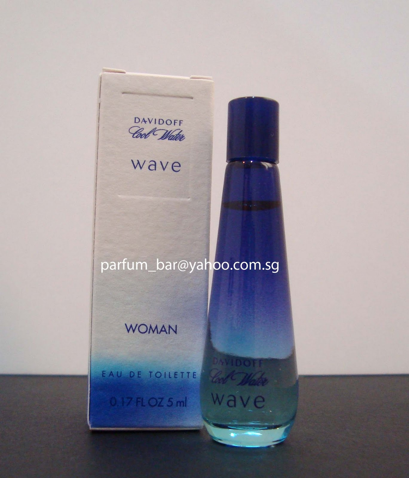Parfum Bar Davidoff Cool Water Wave