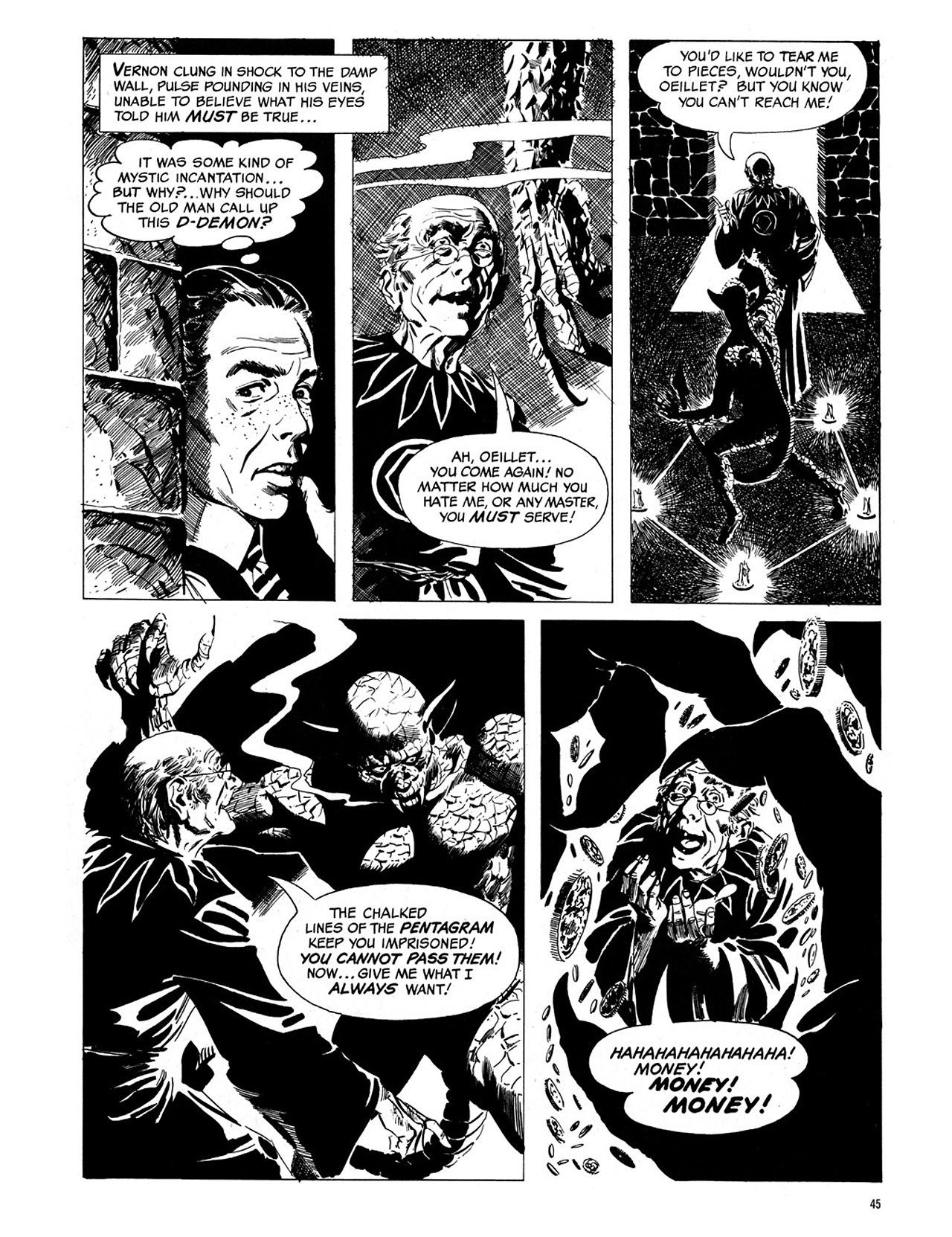 Read online Eerie Archives comic -  Issue # TPB 1 - 46