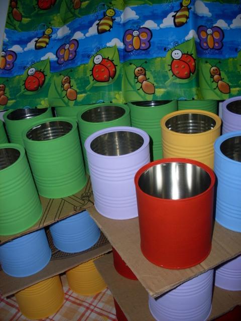 Adesivo De Boteco Para Editar ~ Artesanato e reciclagem em festa infantil