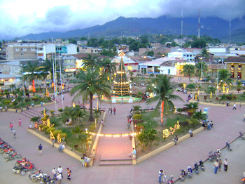 PLAZA MAYOR DE TARAPOTO