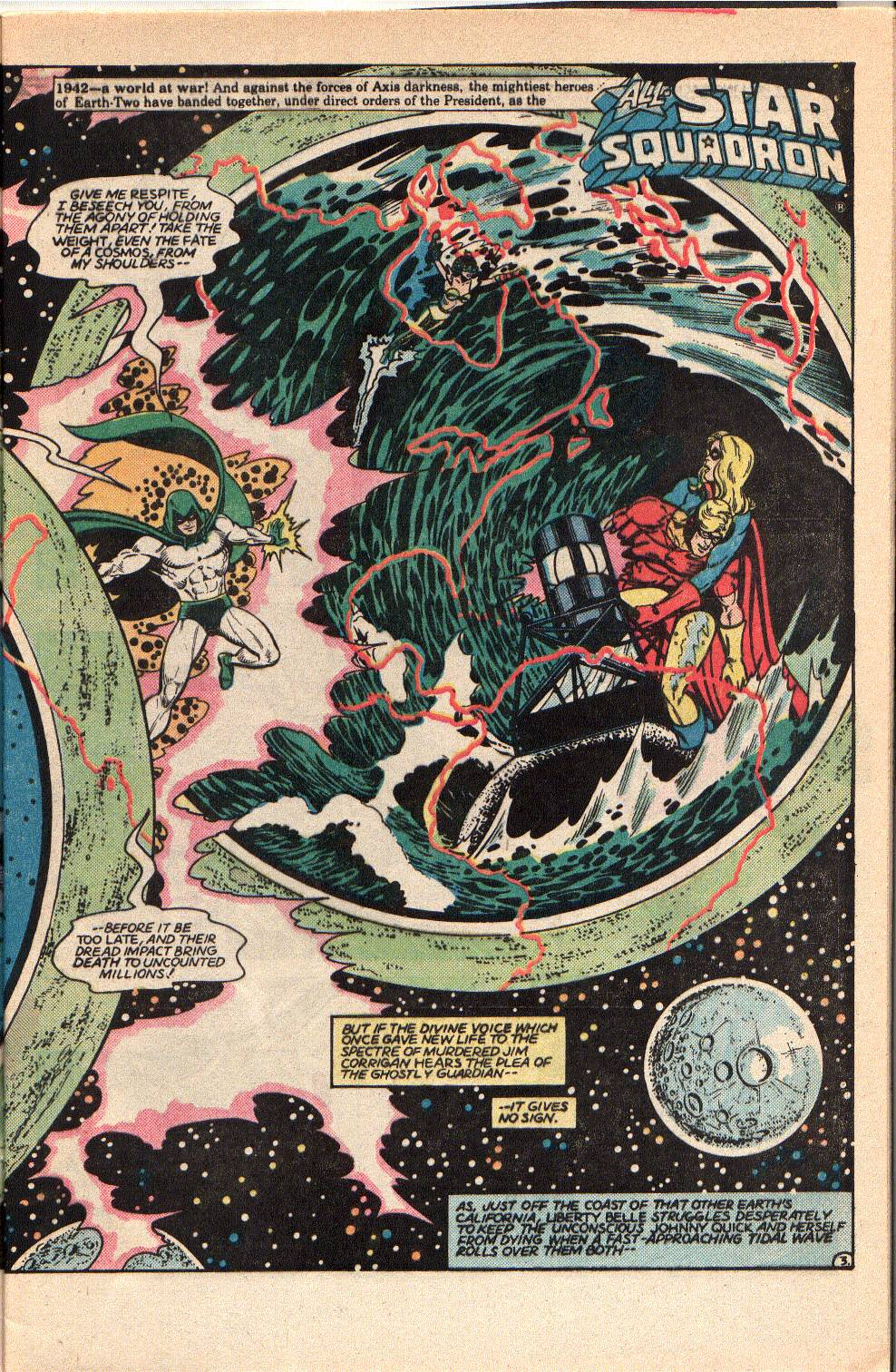 Read online All-Star Squadron comic -  Issue #35 - 5
