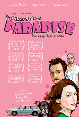 The Other Side of Paradise,movie, poster