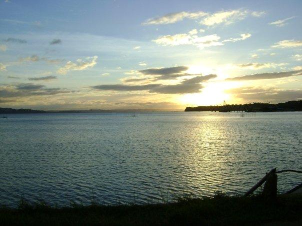 Sunset in Hondagua