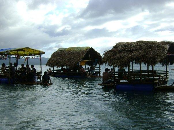 Hondagua Floating Cottage