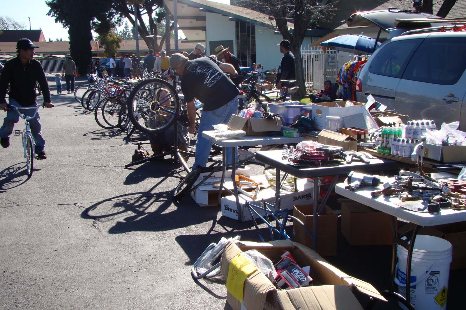 online swap meet cycling