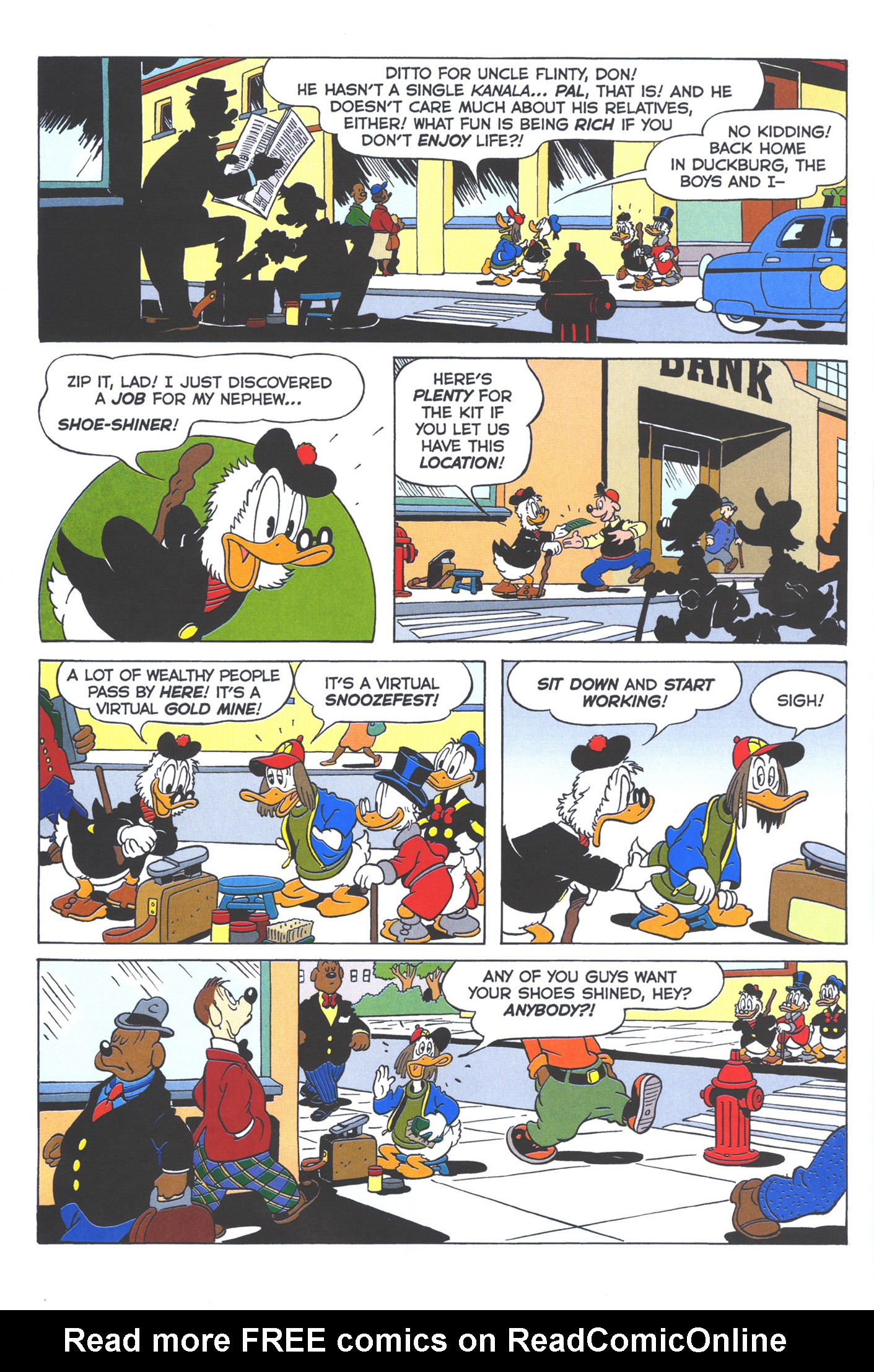 Read online Uncle Scrooge (1953) comic -  Issue #376 - 44
