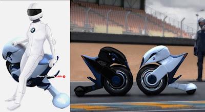 Halbo Future Duo-Wheel BMW