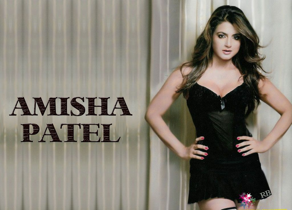 Amisha Patel Hot Pics  Bollywood Wallpapers  Hollywood -2137