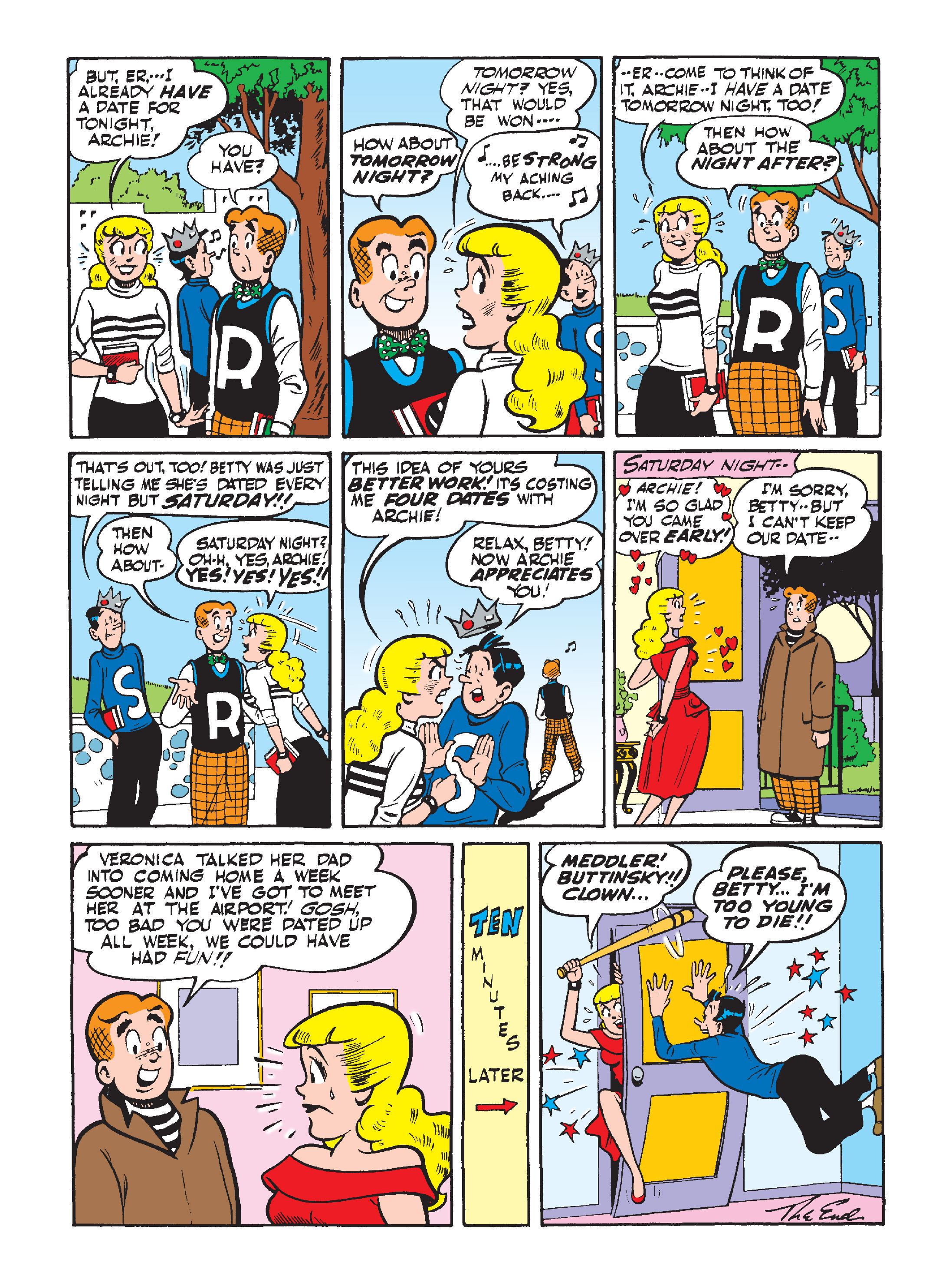 Read online Archie 1000 Page Comics Bonanza comic -  Issue #2 (Part 2) - 102
