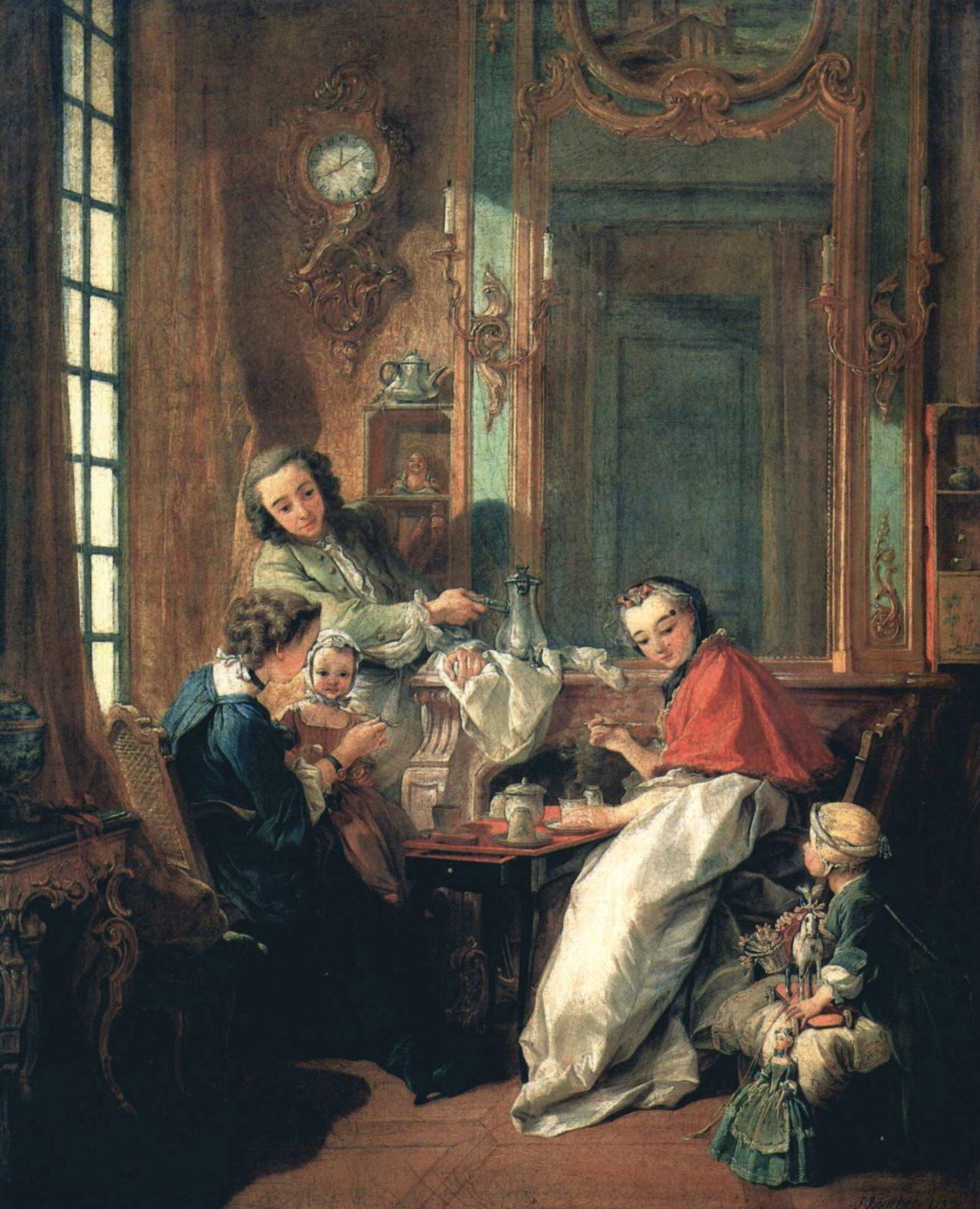 [François-Boucher-Le-dejeuner-1739-Huile-sur-toile-81,5x65,5cm-Musee-du-Louvre,Paris.jpg]
