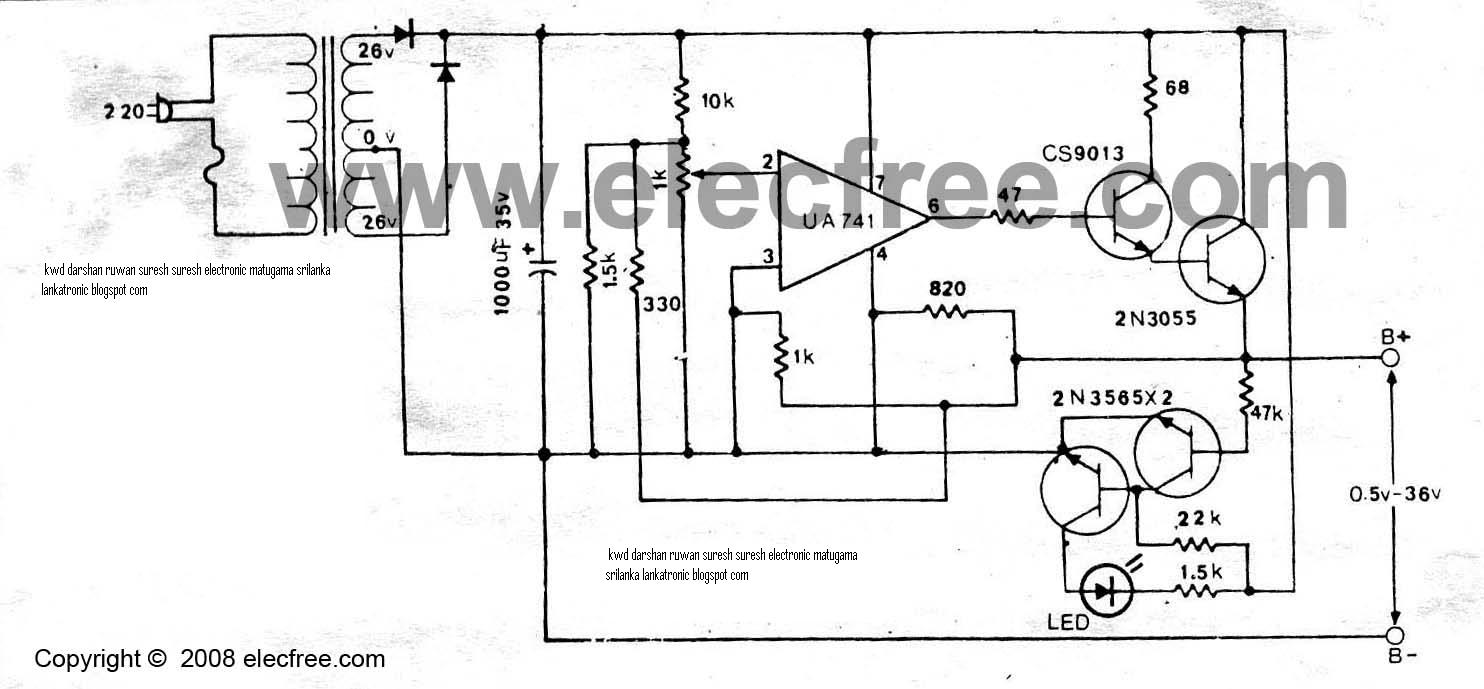 Uninterruptible Power Supply Wiring Diagram
