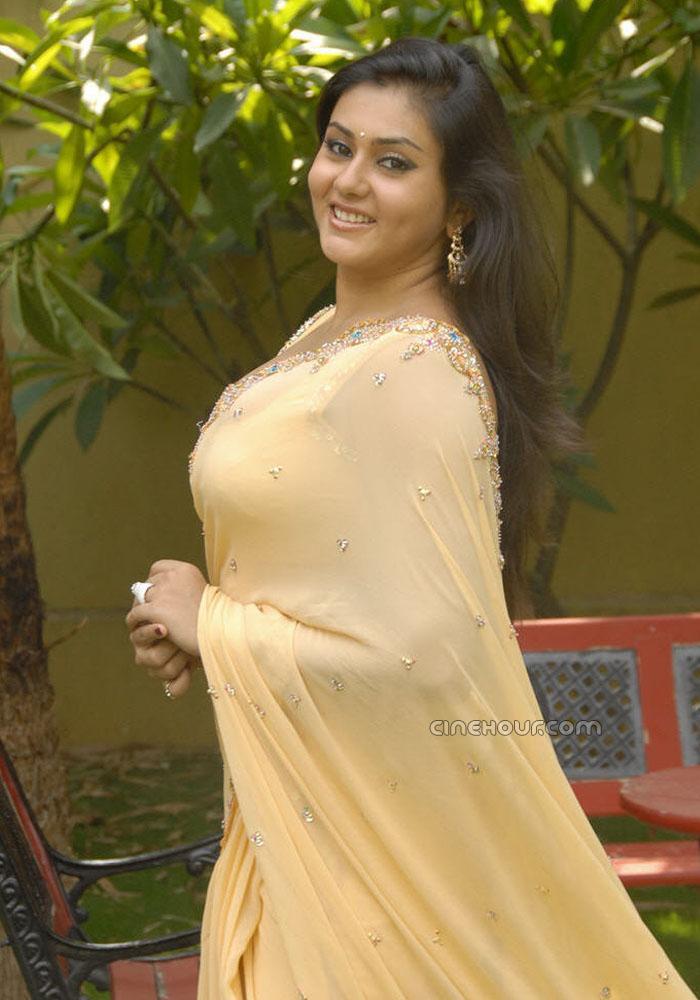 Namitha In Saree - New Photos  69Celebritygosip-4142