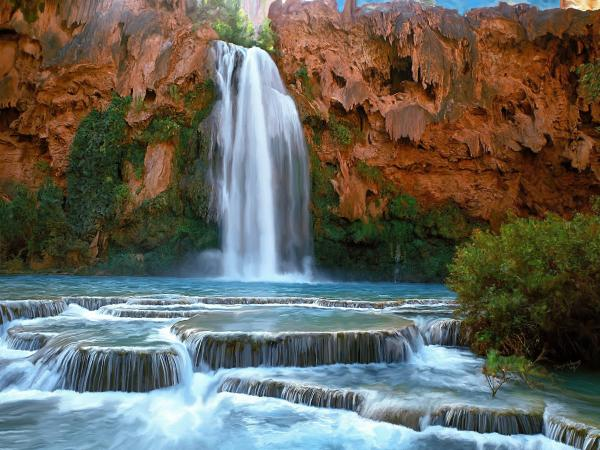 Draftsman Tips: Most Beautiful Waterfalls In The World