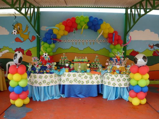 decoracion cumpleaos infantiles related to decoracin y comida para la fiesta de cumpleaos