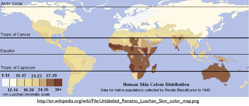 Absurdities Of Racial Mapping Geocurrents
