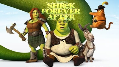Tráiler de Shrek Forever After